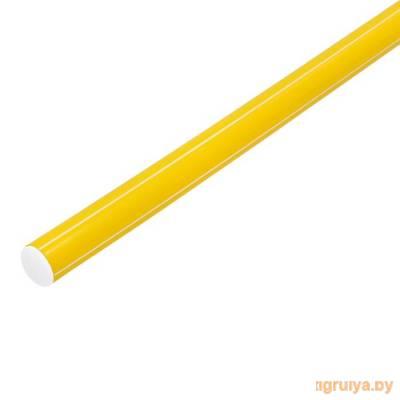 Палка гимнастическая 80 см, цвет: желтый 1207016 от в Минске фото
