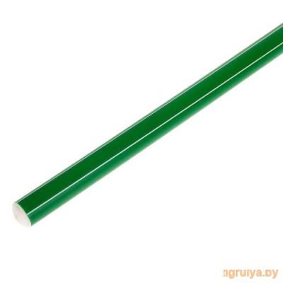 Палка гимнастическая 100 см, цвет зелёный от в Минске фото