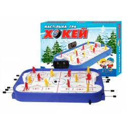 Настольная игра «Хоккей», Технок