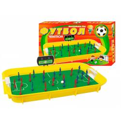 Настольная игра «Футбол. Чемпион», Технок