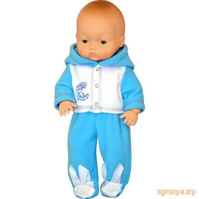 Кукла-малыш из винила Ванечка 11 говорящая (в коробке) 40см, Белкукла от Белкукла в Минске фото