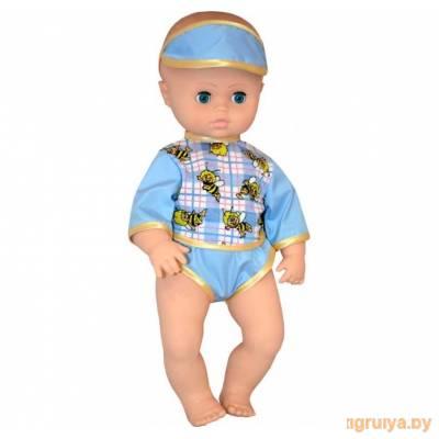 Кукла-малыш из винила Денис 9 озвув. (в коробке) 40см, Белкукла от Белкукла в Минске фото