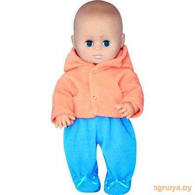 Кукла-малыш из винила Гена 8 говорящая (в коробке) 35см, Белкукла от Белкукла в Минске фото