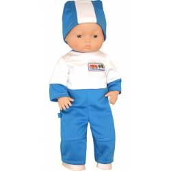 Кукла-малыш из винила Ванечка 10 40см, Белкукла от Белкукла в Минске фото