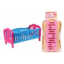 Игрушка «Кроватка для куклы», Технок