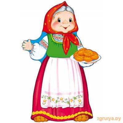 Плакат Вырубной «Бабка», ТЦ СФЕРА от ТЦ СФЕРА в Минске фото