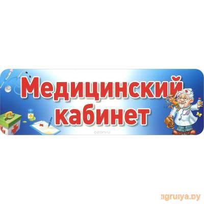Табличка на дверь «Медицинский кабинет», ТЦ СФЕРА от ТЦ СФЕРА в Минске фото